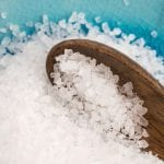 How to Cleanse Yourself with Water and Salt