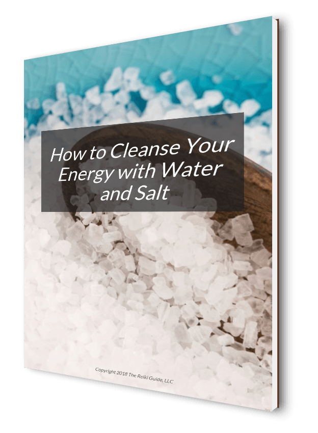 How to Cleanse Your Energy with Water and Salt | The Reiki Guide