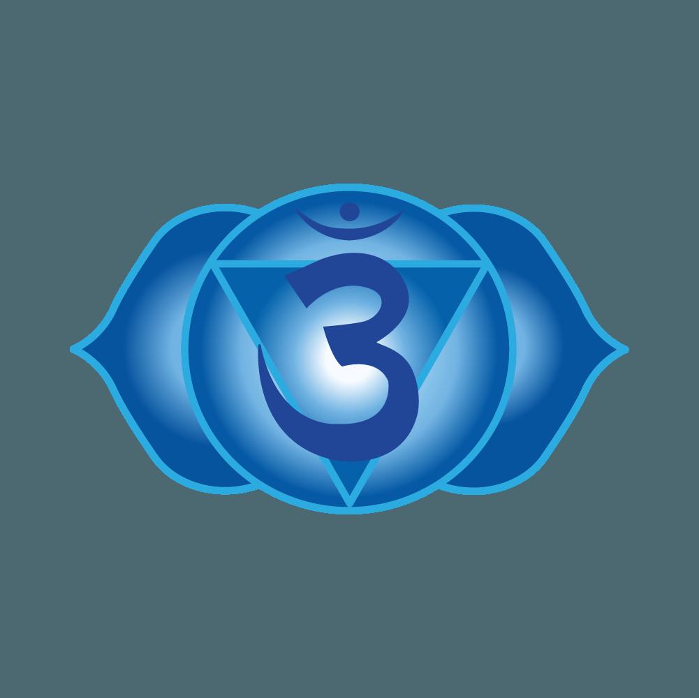 Third Eye Chakra Yantra