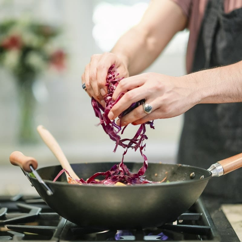 4 Simple Ways to Increase the Life Force Energy in Your Food