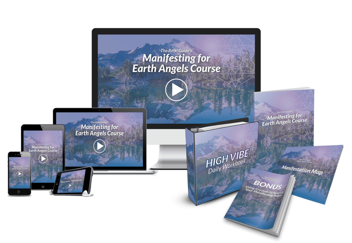 Manifesting for Earth Angels Course - The Reiki Guide