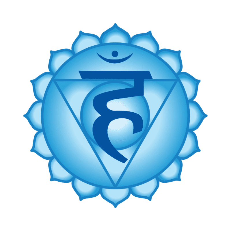 The Reiki Guide Throat Chakra Yantra