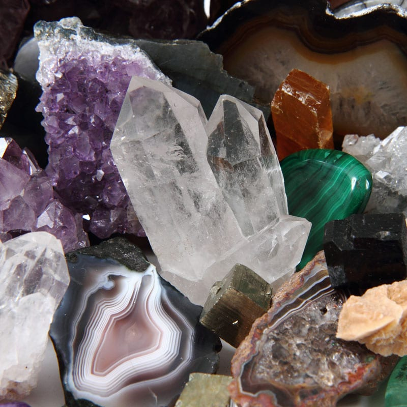 How to Manifest with Crystal Grids